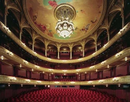 Royal Swedish Opera, Stockholm, Stunning Opera Houses. Photo by David Leventi