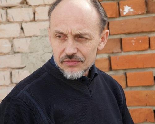 Russian artist of applied art Vladimir Mahnyuk