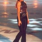 Ice dancer Marina Anissina