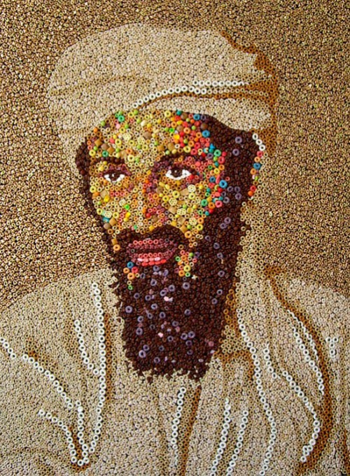 Cereal Art by Ryan Alexiev