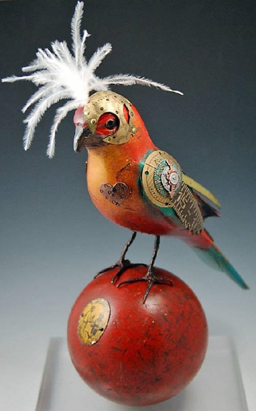 Tori and Jim's birds