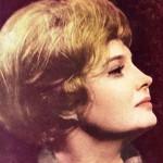 Profile photo, theater and film actress Tatiana Doronina