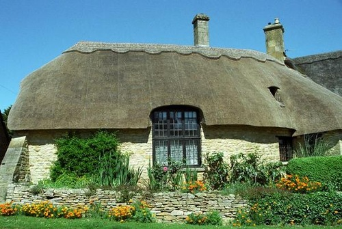 Thatched Houses England