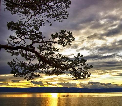 New 7 Wonders of Nature. The Baikal