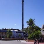Queensland, Australia. The Tower of Terror