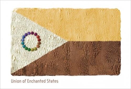 Union of enchanted states