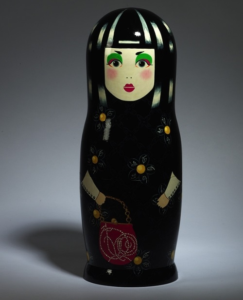 Valentin Yudashkin. Russian Vogue and Matryoshka