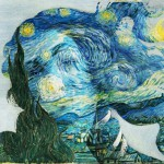 Van Gogh Venus (by Venus Oak)