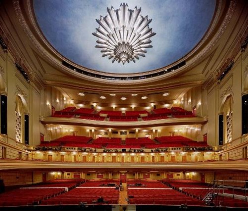 War Memorial Opera House, San Francisco. Photo by David Leventi