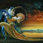 Beautiful paintings by Russian artist Michael Cheval (Mikhail Khokhlachev)
