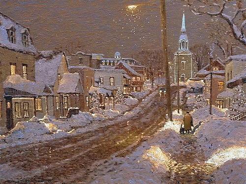 Winter beauty by Richard Savoie