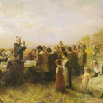 Thanksgiving and the pilgrims