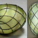 "Rare Faberge eggs - Egg - ""diamond mesh"""