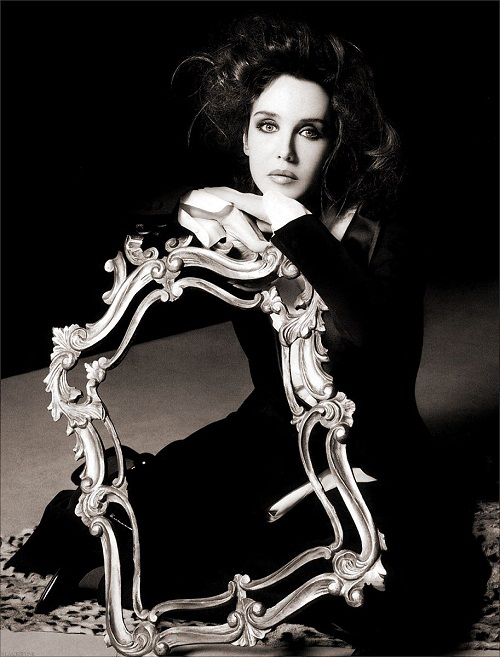French actress and singer Isabelle Adjani