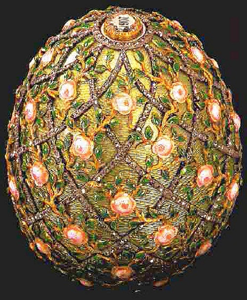 Carl Faberge Easter eggs