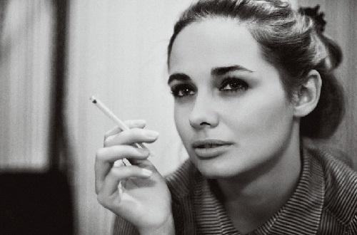 Actress, photographer Dmitry Arnautov