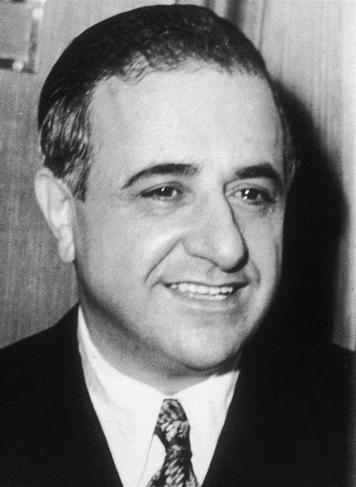 Albert Anastasia (Famous American gangsters)