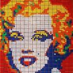 Marilyn. Art by Cube Works Studio