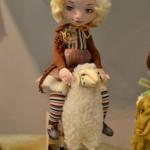 Moscow International Exhibition Art of Dolls
