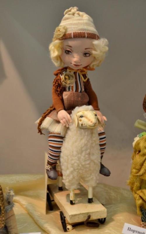 International Exhibition Art of Dolls