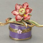 Jay Strongwater jewelry boxes
