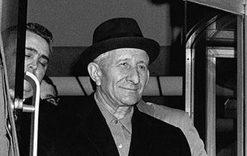 Carlo Gambino (Famous American gangsters)
