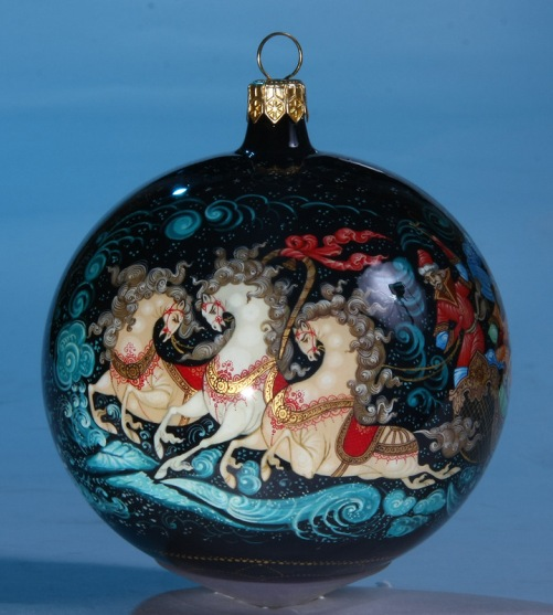 Beauty will save viola beauty in everything for Christmas glass painting