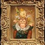 Texan artist Donald Roller Wilson