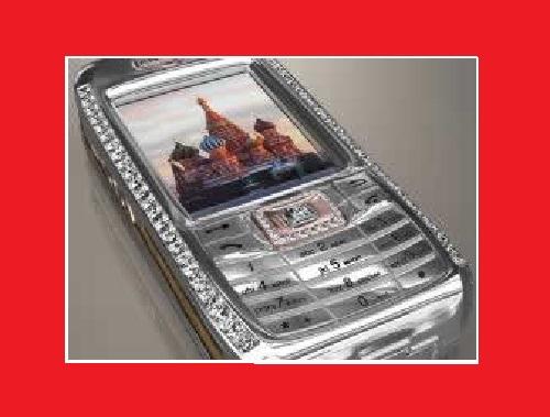 The Diamond Crypto Smartphone. Life is not fair