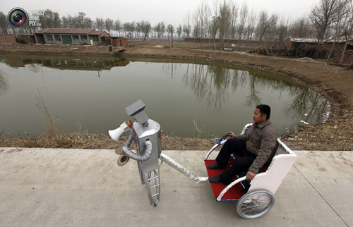 Farmer Wu Yulu, Weird Inventions Made by the Chinese