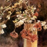 Flowers in a Vase 1912