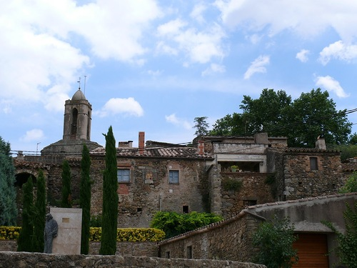 Gala-Dali Castle House Museum in Pubol