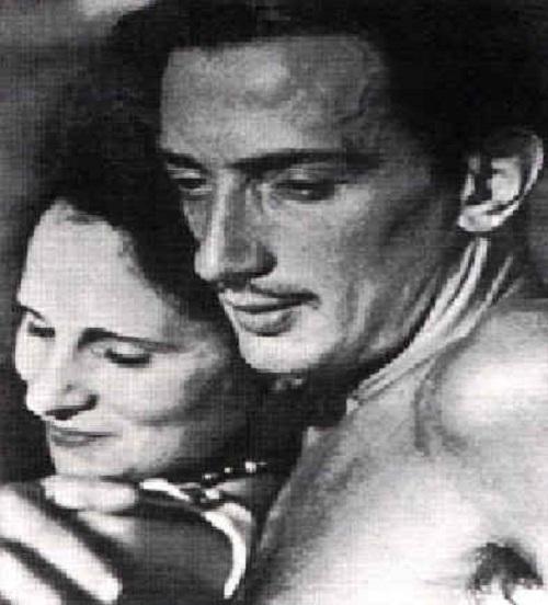Gala-Russian muse of Dali