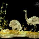 Ostrich Nandu