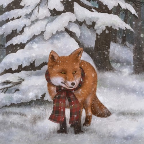 Canadian illustrator Terry Fan