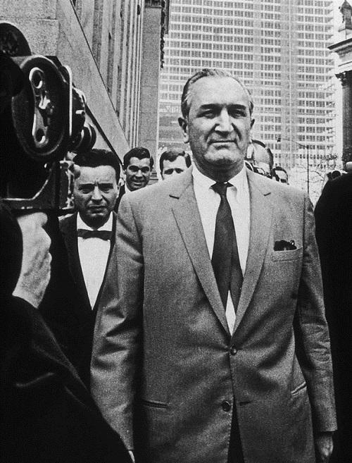 Joseph Charles Bonanno, Sr. (Famous American gangsters)