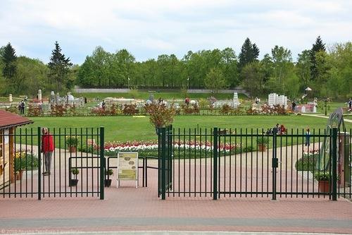 Park of Miniatures In Berlin