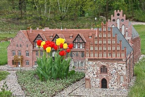 Karlshorst - Park of Architectural Miniature models in Berlin