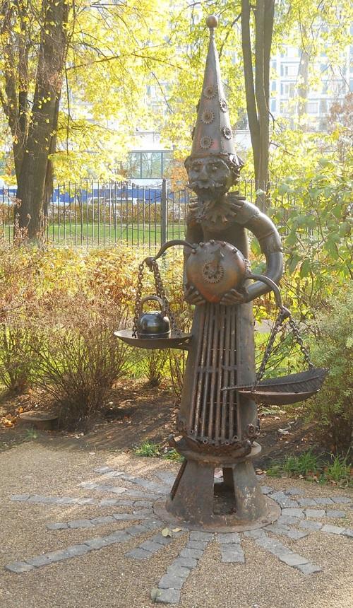 Zodiac Park in Russia