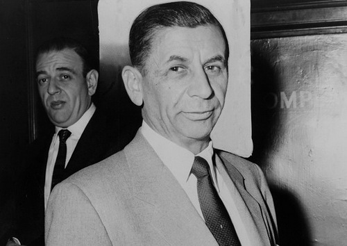 Meyer Lansky Famous American gangsters