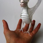 Surreal fragile sculptures by English artist Polly Verity - Polyscene