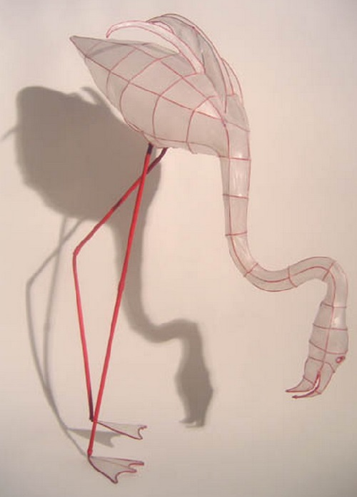 Fragile sculptures by English artist Polly Verity - Polyscene