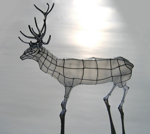 sculptures by Polyscene