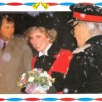 Princess Diana - rare cards