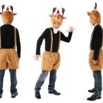 Bizarre Christmas costumes image via Village Vanguard