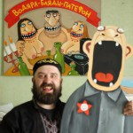 Painting by Vasya Lozhkin