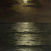 Sea nocturne. 1913