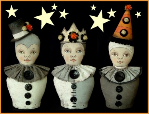 Vintage toys by Dylan and Jo