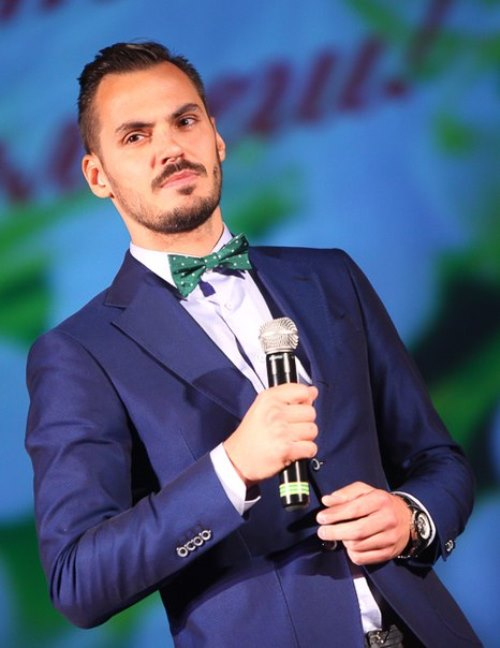 Vladimir Trezubov, Mister Russia 2013