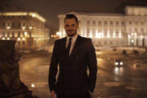 Dentist from St. Petersburg Vladimir Trezubov